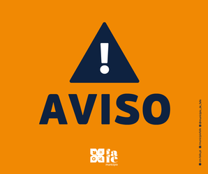 Aviso post fb web